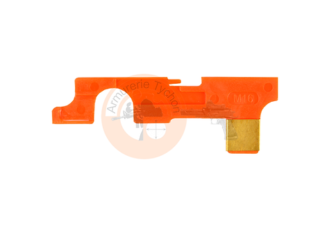 Low Resistance Selector Plate M16 Element