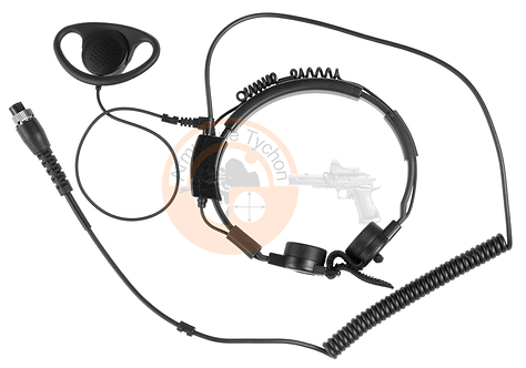 AE 38 S2a Throat Mic G5/G6/G7/G9  Midland