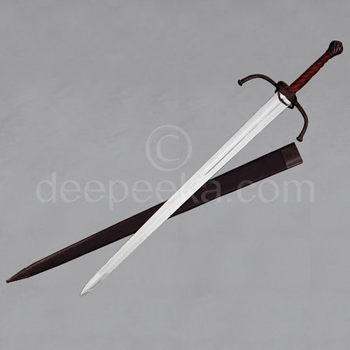 TWISTED BASTARD TWO HANDED SWORD