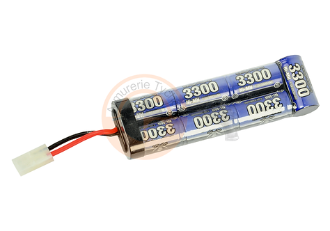 8.4V 3300mAh Large Type  Pirate Arms