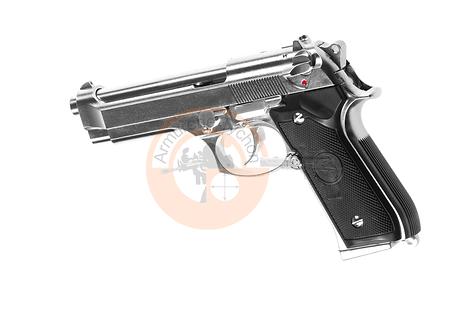 M9 Silver GBB  KJ Works