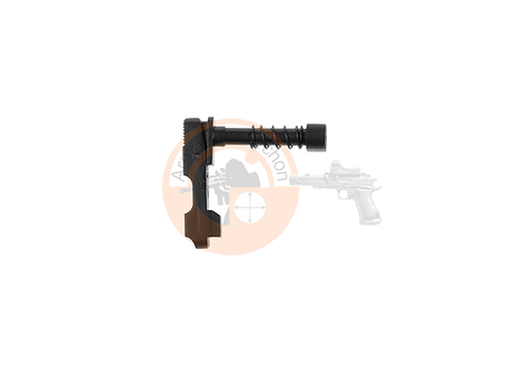 M4 ARM Mag Catch  King Arms