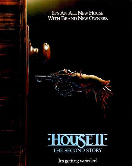 House II  (AUTOGRAPHED)