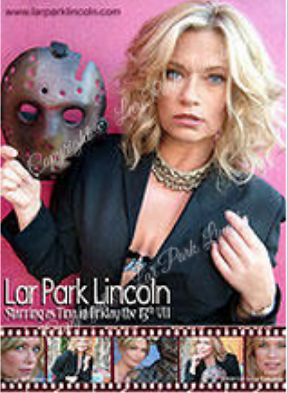 Lar Poster (AUTOGRAPHED)