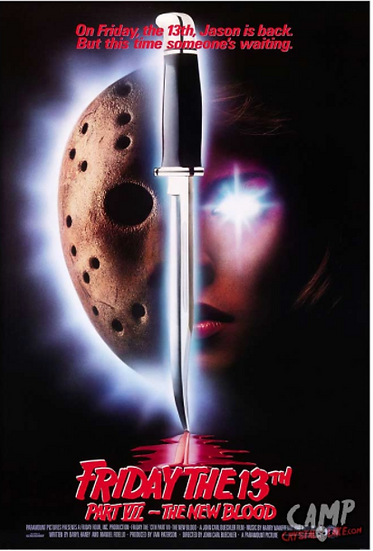 Friday the 13th Part 7 (AUTOGRAPHED)