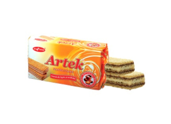 Вафли Артек Молоко Арахис (160 грамм)