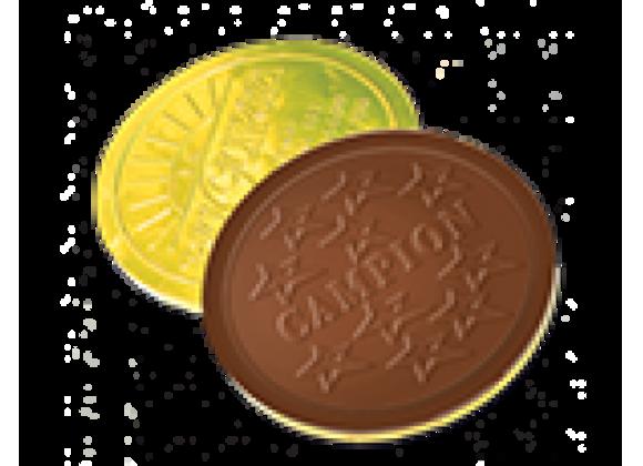 Шоколадные медали (15 грамм)