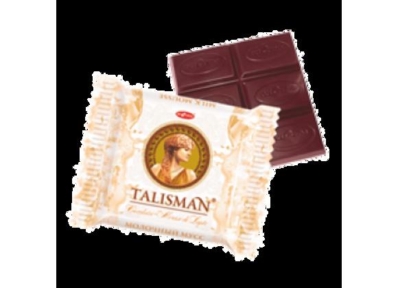 Шоколад Талисман Молочный мусс (50 грамм)