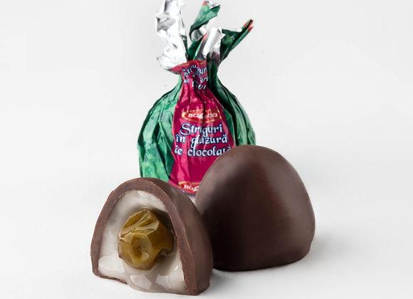 Виноград в шоколаде с косточкой! (200 грамм)