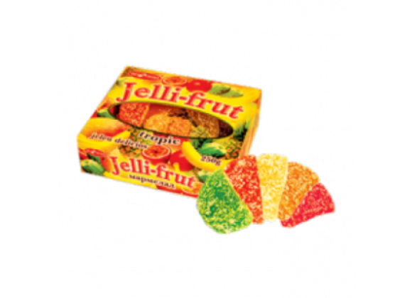Жели-Фрут Тропик ассорти (250 грамм)