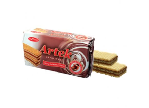 Вафли Артек Молоко Какао (160 грамм)