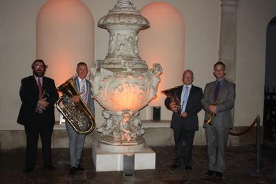 London Heritge Brass @ Hampton Court Palace