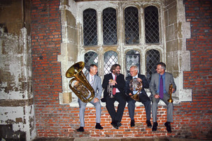 London Heritage Brass @ Hampton Court Palace