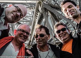 FlunkOut jazz fusion funk blues lelystad seabottom festival