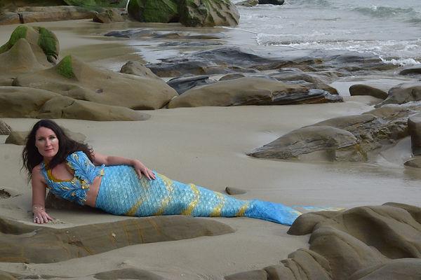 Mermaid Photoshoot San Diego