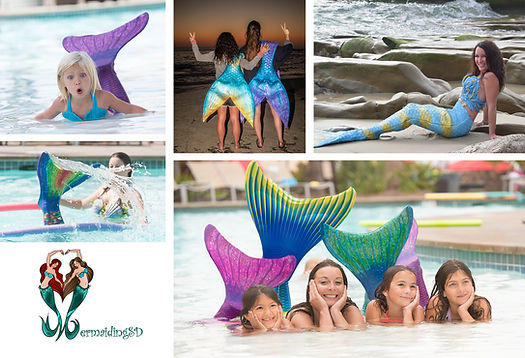Mermaid Party San Diego