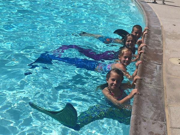 Mermaid Birthday Party San Diego