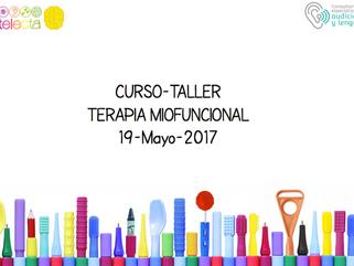 Curso Miofuncional Monterrey 19 de Mayo