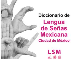Diccionario lengua de señas mexicanas