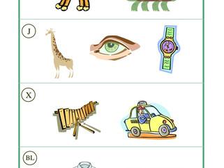 Prueba fonológica ELA ( articulación)
