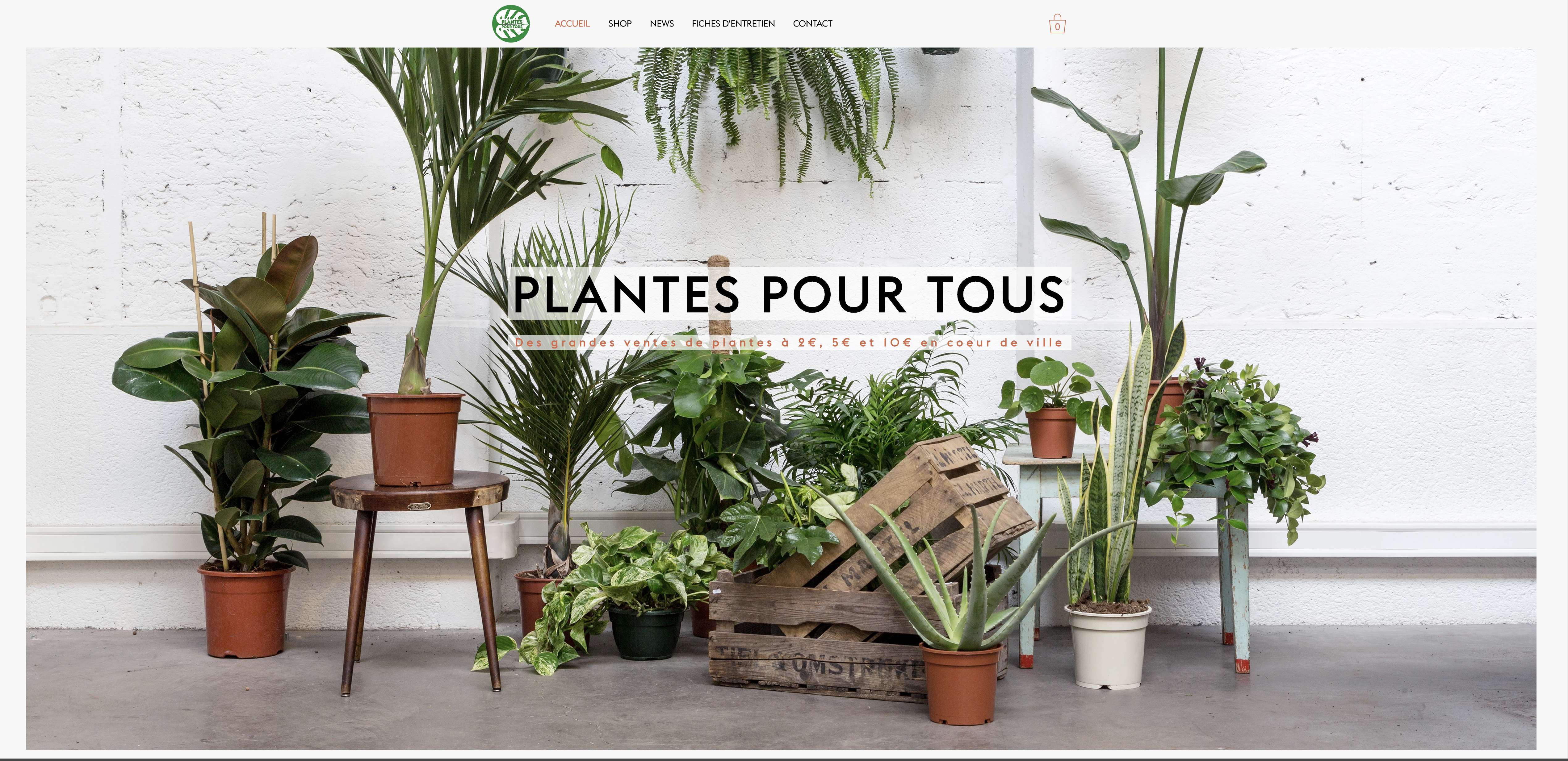 plantes commande en ligne