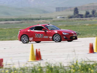 Cal Club Autocross Wins 11 Classes and 11 More Trophies at Crows Landing Tour