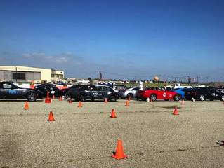 Summer Begins in Earnest at Autocross #6