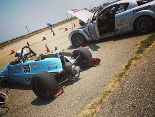 Prepping for Nationals Highlights August Autocross at El Toro
