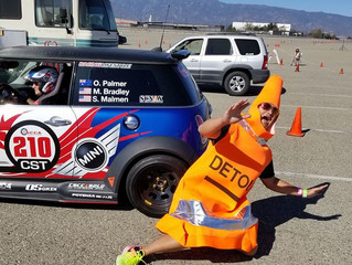 Autumn Autocross Returns to Auto Club Speedway for Event #11