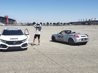 Cal Club Drivers Win 14 out of 18 Classes at the 2020 Fontana ProSolo