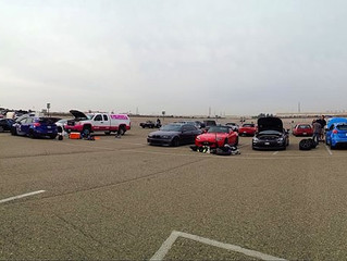 Year-End Competition Tightens at November Autocross #12