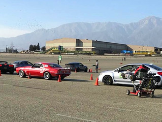 Classes Competition Ramps Up at February Autocross