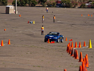 Cal Club Autocross Wins More Than Half the Classes at San Diego Match Tour