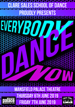 Everybody Dance Now - Dance Show 2019
