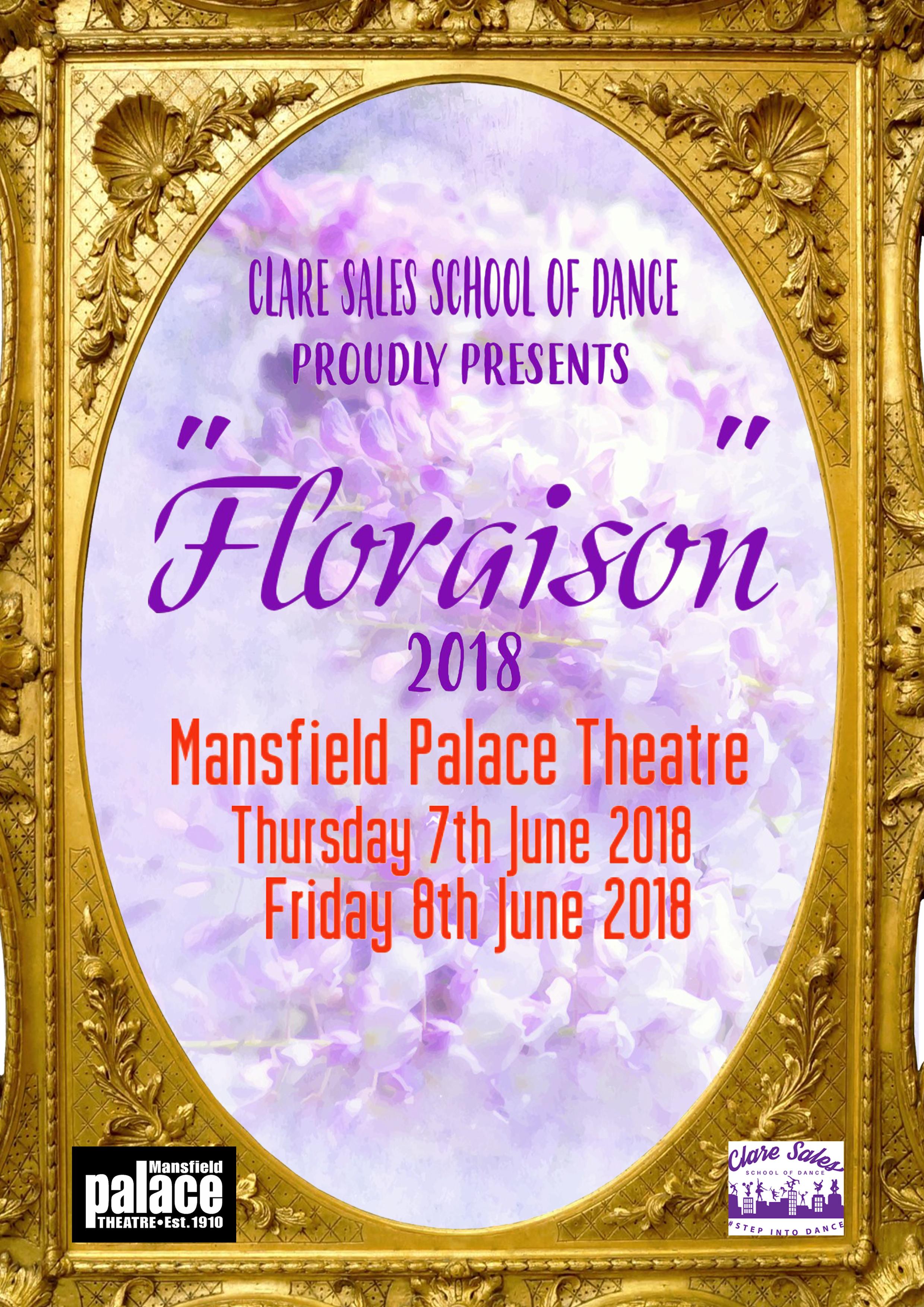 Floraison Dance Show 2018