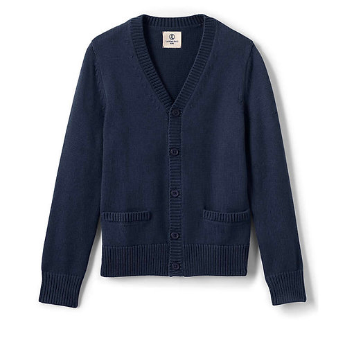 Performance Button Front Cardigan
