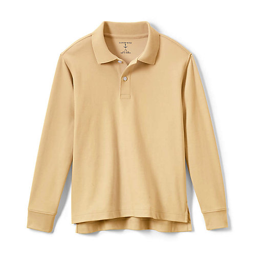 Interlock Polo-Maize