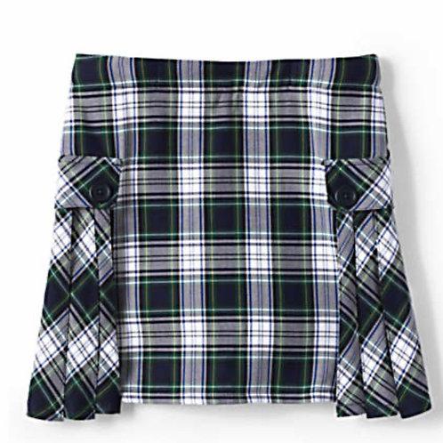 A-Line Skirt (Below the knee)