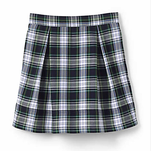 Girls Pleated Skort