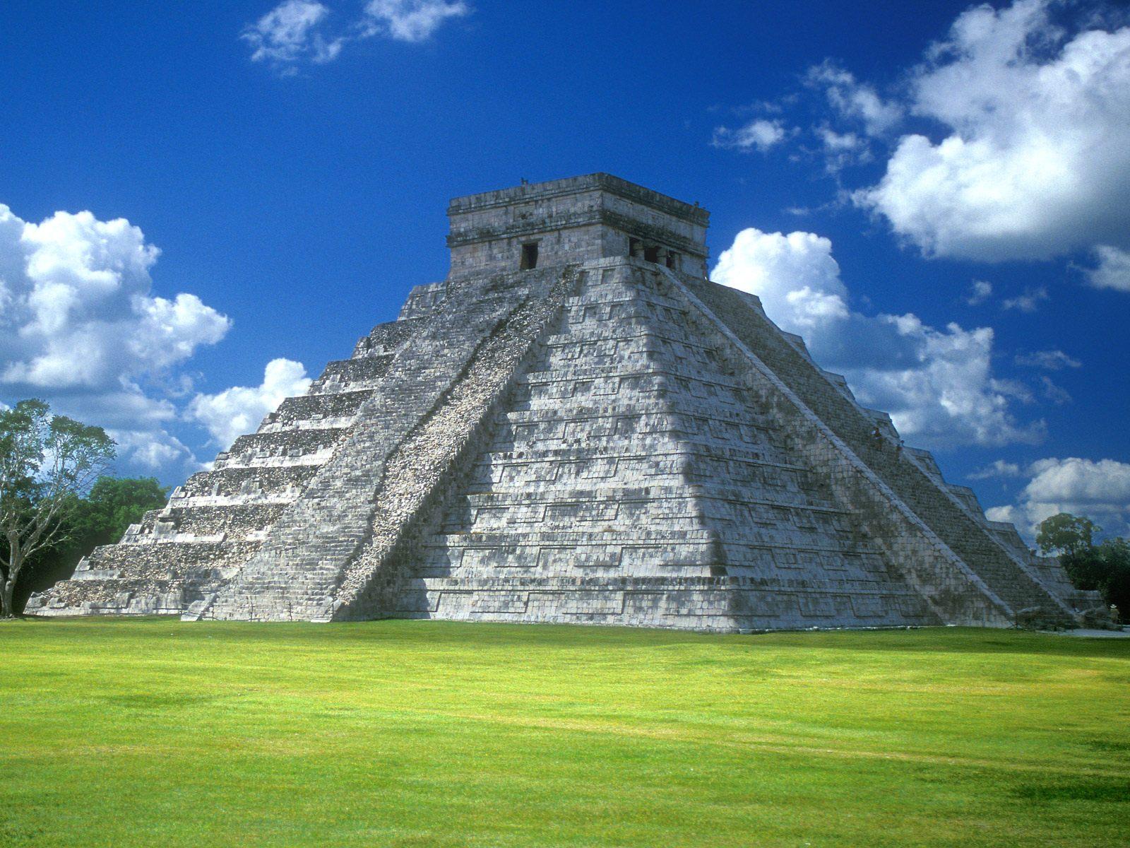 Pyramide Chichen Itza