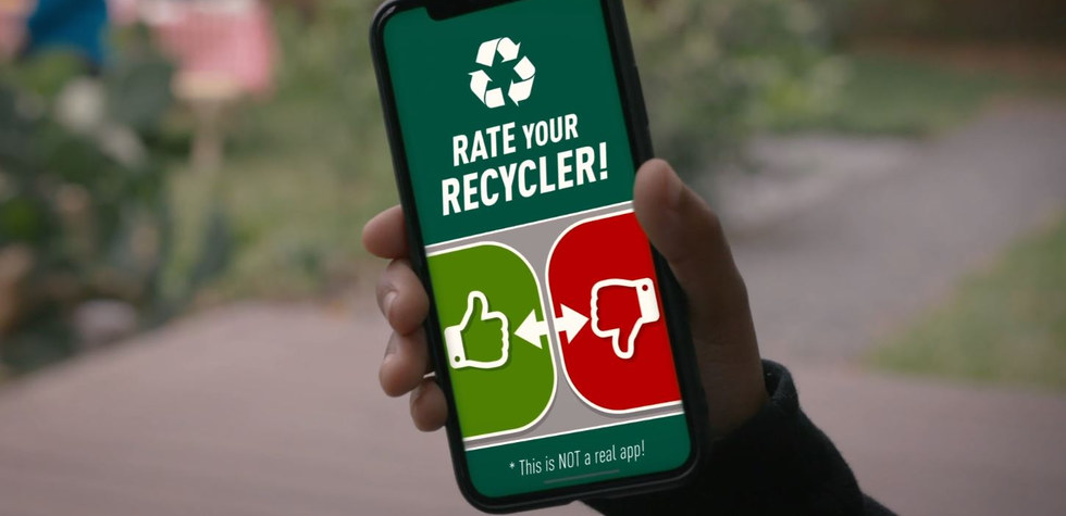 Waste management Recycle Right, Recycle Often