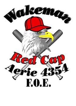 Wakeman Red Cap Aerie 4354 FOE