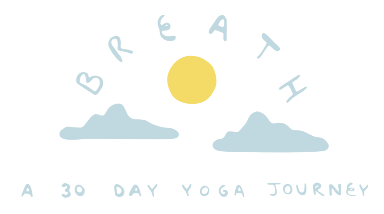 Breath with Yoga with Adriene