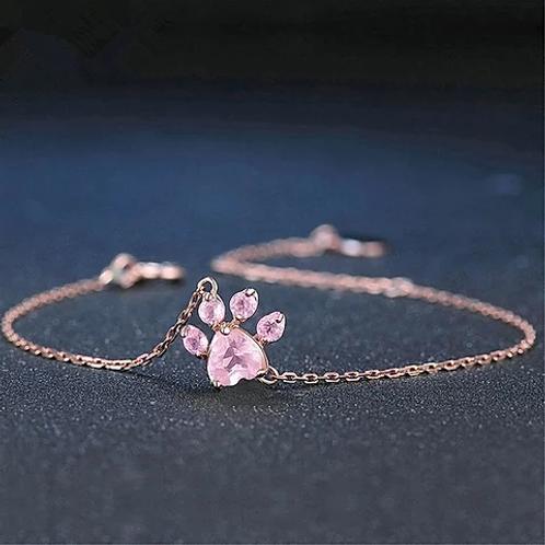Bracelet Azalée Or rose