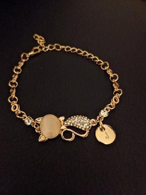 Bracelet Cheshire Or Personnalisé