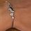 Thumbnail: Bracelet Chat et Balle Argent