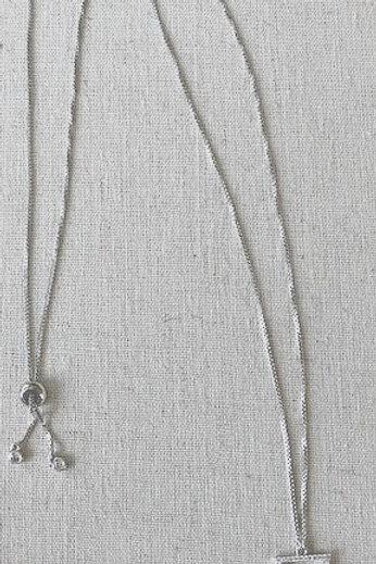 """""""Palladio"""" Adjustable Necklace"""