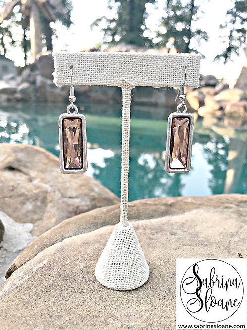 """Amaria"" Earrings"