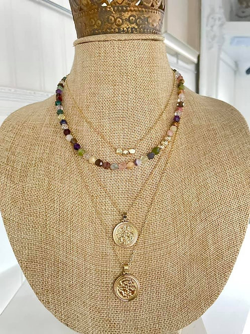 """Gemstone"" Necklace"