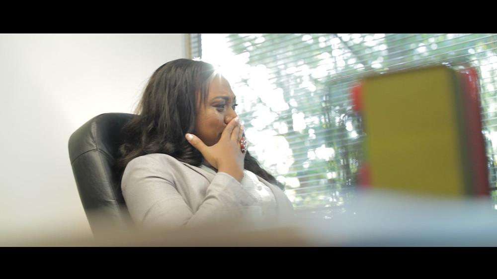 Stella Damasus in the Movie 'BETWEEN'